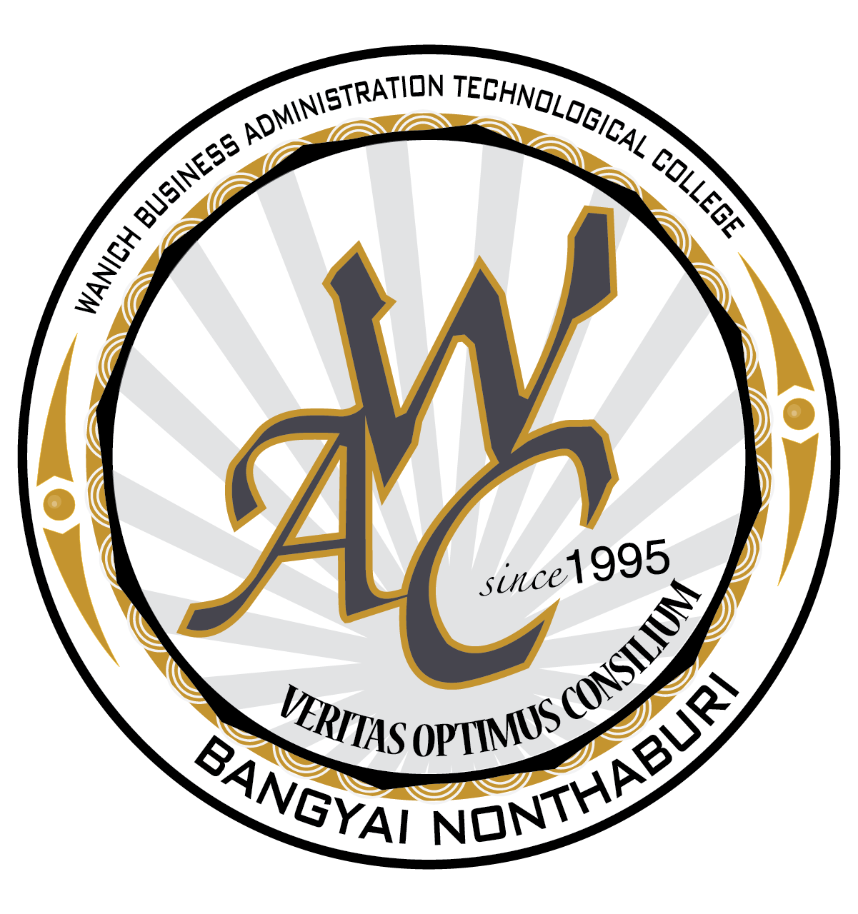 Logo WANICH BUSINESS ADMINISTRATION TECHNOLOGICAL COLLEGE